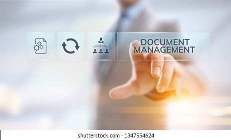 Document management DMS System Digital rights management.