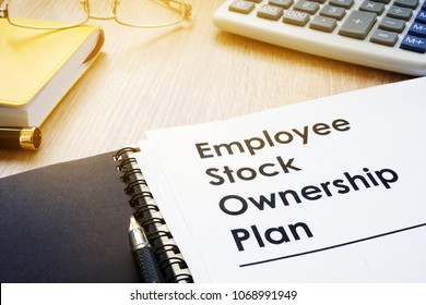Documents with title employee stock ownership plans (ESOP).