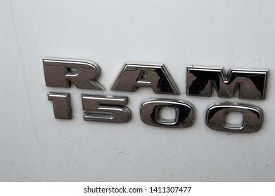Dodge Ram 1500 At Amstelveen The Netherlands 2019