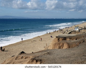 Dog beach, Huntington Beach (CA)