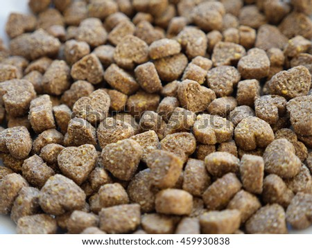 Dog Food Background Royal Pedigree Hearts Stock Photo Edit Now