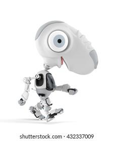 dog robot toy