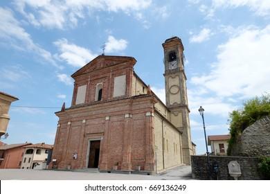 Dogliani Church