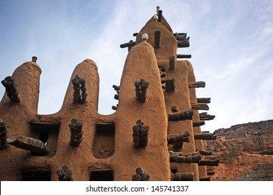 dogon village mosque 2