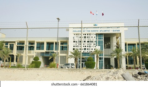 DOHA, QATAR -22 DEC 2016- The College of the North Atlantic Qatar (CNA-Q), the Qatari branch of a Canadian technical college located in the Education City Complex launched by the Qatar Foundation.