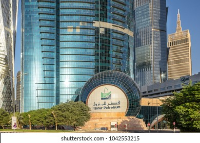 Doha,Qatar on 3rd Mar 2018: Qatar Petroleum (QP) is a state owned petroleum company in Qatar. The company operates all oil and gas activities in Qatar, including exploration, production and refining