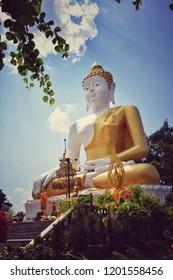 Doi Kham Temple Chiang Mai Thailand It is the Buddhist mind.