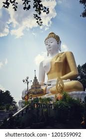 Doi Kham Temple Chiang Mai Thailand