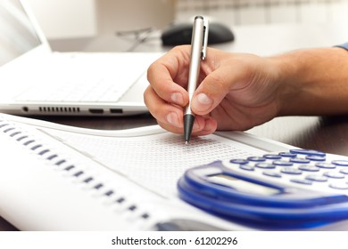 Doing calculations