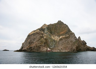 Dokdo island where is beside Ulleungdo island is one of the famous tourist site where is made by volcano. There are varous oddly formed rocks and strangely shaped stones, and clean air in the East sea
