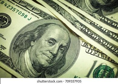dolar  - Shutterstock ID 709337935