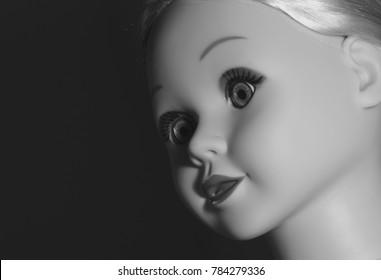 Doll face - Portrait