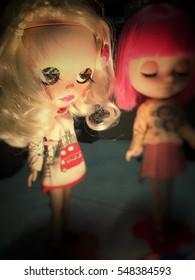 Doll hair Bourne