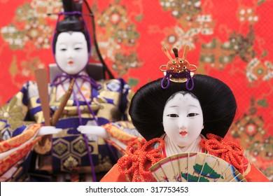 Doll, Japan
