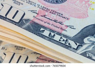 dollar business money background