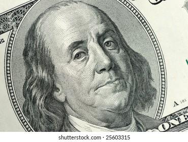 Dollar - close up