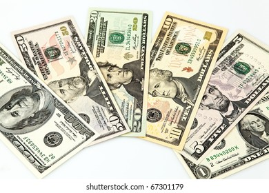 Dollar Currency Notes