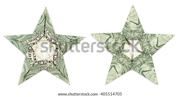 Dollar Origami Ninja Star Tutorial - How to make a Dollar Ninja ... | 324x600