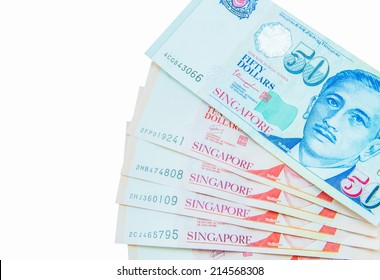 Dollar Singapore currency: money