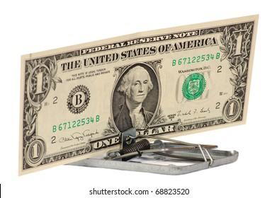 The dollar swindle