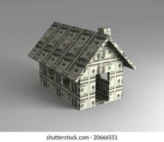 Dollar Toy House