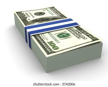 Dollars. 3d