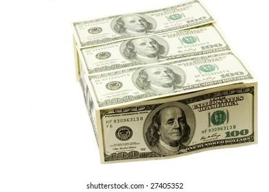 Dollars box