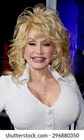 Dolly Parton at the Los Angeles premiere of 'Joyful Noise' held at the Grauman's Chinese Theatre in Hollywood on January 9, 2012.