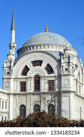 Dolmabahche Mosque in Istanbul, Turkey