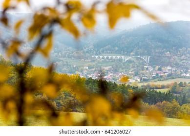 Dolni Loucky, Brno-Country District in the South Moravian Region, Czech Republic - Shutterstock ID 641206027