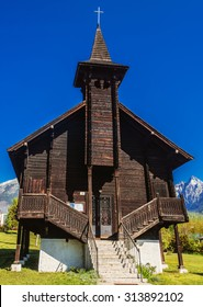 Dolny smokovec - rimsko-katolicky kostol, Slovakia