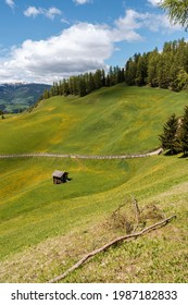 Dolomiten Landschaft Wandern in Italien