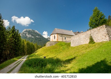 Dolomites cycle path