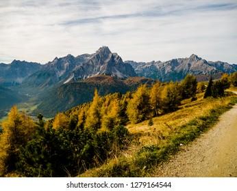 Dolomites Mountains South Tirol