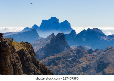 Dolomites mountains, South Tirol, Italy