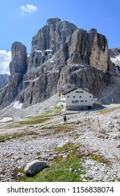 Dolomites, sella group, Italy