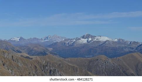 Dolomiti Lagorai Cima d'Asta: autumn 3