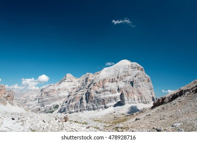 Dolomiti Unesco, wonder of nature - views from Lagazuoi, Fanis group