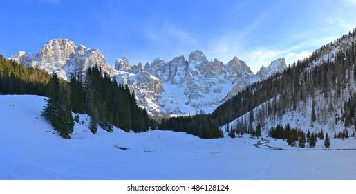 Dolomiti: Val Venegia