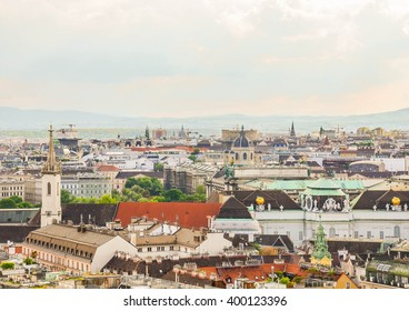 Dome and bell tower of Vienna