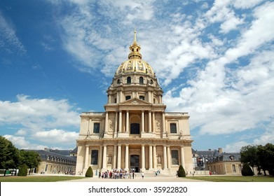 Dome church Les Invalides