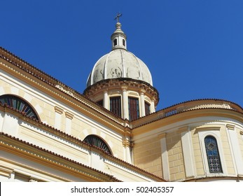 Dome external church.