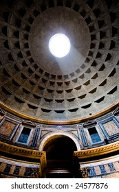 Dome of the Pantheon (Rome)