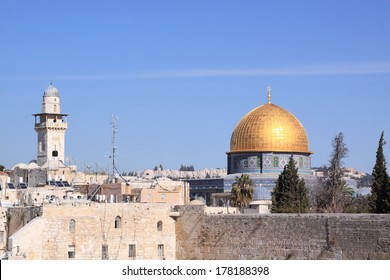 The Dome of the Rock , Al Aqsa, Jerusalem