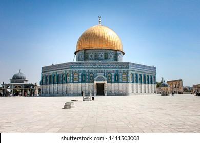 Dome of the Rock - Jerusalem, Israel