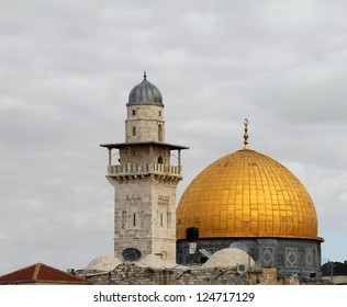 Dome of the Rock, Jerusalem,Israel
