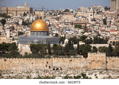Dome of the Rock, Old Jerusalem