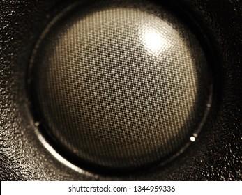 Dome Tweeter Images, Stock Photos & Vectors | Shutterstock