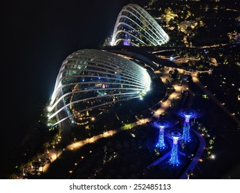 Domes of Gardens By The Bay