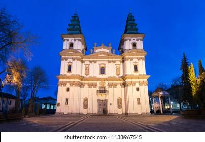 Dominican Church in Ternopil, Ukraine